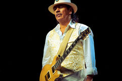 Carlos Santana Stock Photography