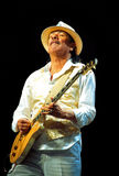 Carlos Santana royalty free stock photos
