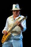 Carlos Santana Lizenzfreies Stockbild