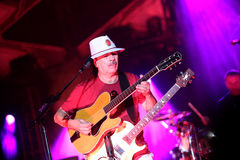 Carlos Santana on Tour - Luminosity Tour 2016 Stock Photos