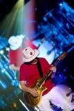 Carlos Santana turnerar på - ljusstyrka turnerar 2016 Royaltyfri Bild