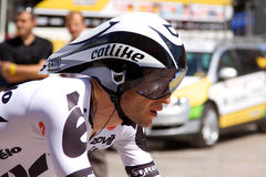 Carlos Sastre - Tour de France 2009 Royalty Free Stock Photography