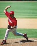 Carlos Silva, Philadelphia Phillies Photo stock