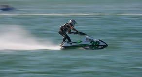 Carlos Truta en Gran Prix del esquí 2012 del jet Fotos de archivo