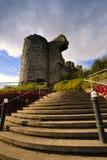 Carlow Castle Στοκ Φωτογραφία