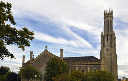 Carlow-Kathedrale Stockfotos