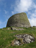 Carloway Broch. On Lewis, Scotland Stock Image
