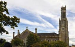 Carlowkathedraal Stock Foto's