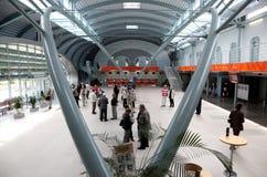 Carlsbad Airport Terminal Stock Photo