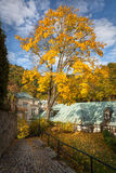 Carlsbad at autumn time, Czech Republic Royalty Free Stock Images