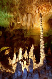 Carlsbad Cavern. National Park in New Mexico stock image