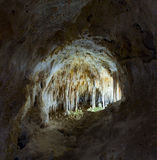 Carlsbad Cavern. National Park in New Mexico stock photos