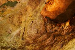 Carlsbad Caverns Royalty Free Stock Images