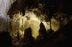Carlsbad Caverns Royalty Free Stock Photography
