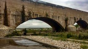 Carlsbad, de rivierbed van NM LMOE stock foto's