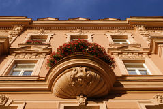 Carlsbad-Fassade stockbild