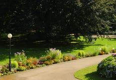 Carlsbad Garden Stock Image