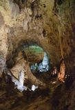 Carlsbad-Höhlen stockfoto