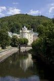Carlsbad (Karlovy vari?ërt) Royalty-vrije Stock Afbeelding
