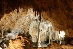 carlsbad lochach formacj rock obraz stock