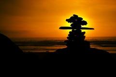 carlsbad rocks Arkivfoton