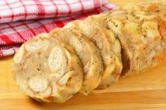 Carlsbad-style bread dumplings Stock Images