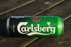 CARLSBERG BEER Stock Photography