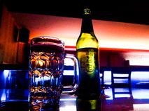 Carlsberg Beer. Beer instaclick mobile photography Royalty Free Stock Photo