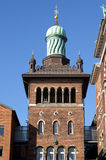 Carlsberg Brauerei, Kopenhagen lizenzfreies stockbild