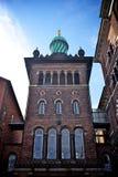 Carlsberg brewery in copenhagen denmark Royalty Free Stock Photography