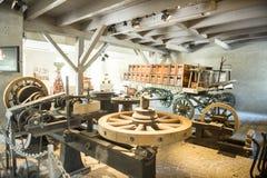 Carlsberg brewery museum Stock Photos