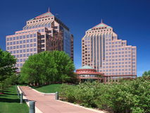 Carlson Towers Stock Photography
