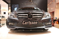 Carlsson Mercedes Custom Car Stock Images