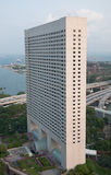 carlton旅馆ritz新加坡 免版税库存图片