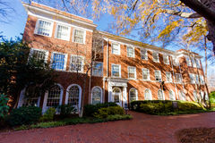 Carlton Building at Elon University Royalty Free Stock Photography