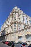Carlton Cannes intercontinental en el Croisette Foto de archivo