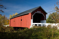 Carlton Covered Bridge Royalty Free Stock Image