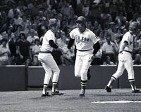 Carlton Fisk, Boston Red Sox Royalty Free Stock Images
