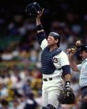 Carlton Fisk, Chicago White Sox στοκ εικόνες