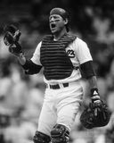 Carlton Fisk Royalty Free Stock Photography