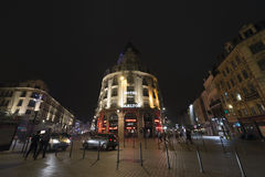 Carlton hotel in Lille Stock Image