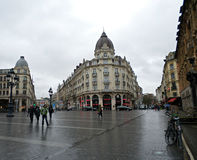 Carlton hotel in Lille, France Stock Photos