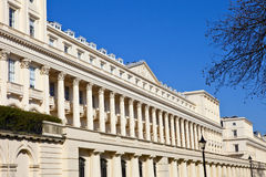 Carlton House Terrace in London Royalty Free Stock Photography