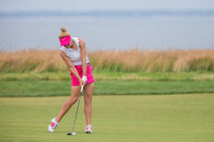 Carly Booth at the 2013 US Women's Open Stock Images