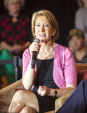 Carly Fiorina Former HP CEO Stock Photography