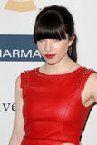 Carly Rae Jepsen Foto de Stock Royalty Free