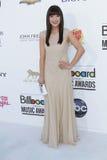 Carly Rae Jepsen en la música 2012 de la cartelera concede las llegadas, Mgm Grand, Las Vegas, nanovoltio 05-20-12 Imagenes de archivo