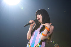 Carly Rae Jepsen Stock Photo