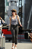 Carly Rae Jepson Stock Photography