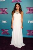 Carly Rose Sonenclar la nuit «1, ville de CBS Televison, Los Angeles, CA 12-19-12 finale de saison du facteur de X» Photo stock
